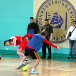 Товариська гра з міні-футболу