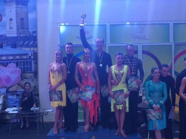 Чемпіонат Львівської області з танцювального спорту