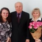 Вітаємо Лозову Тетяну Михайлівну з успішним захистом докторської дисертації