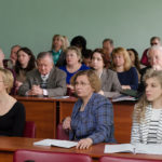 Пленарне засідання конференції на товарознавчо-комерційному факультеті
