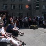 «Заставнівська волонтерська сотня» провідала поранених бійців у Львівському військовому госпіталі