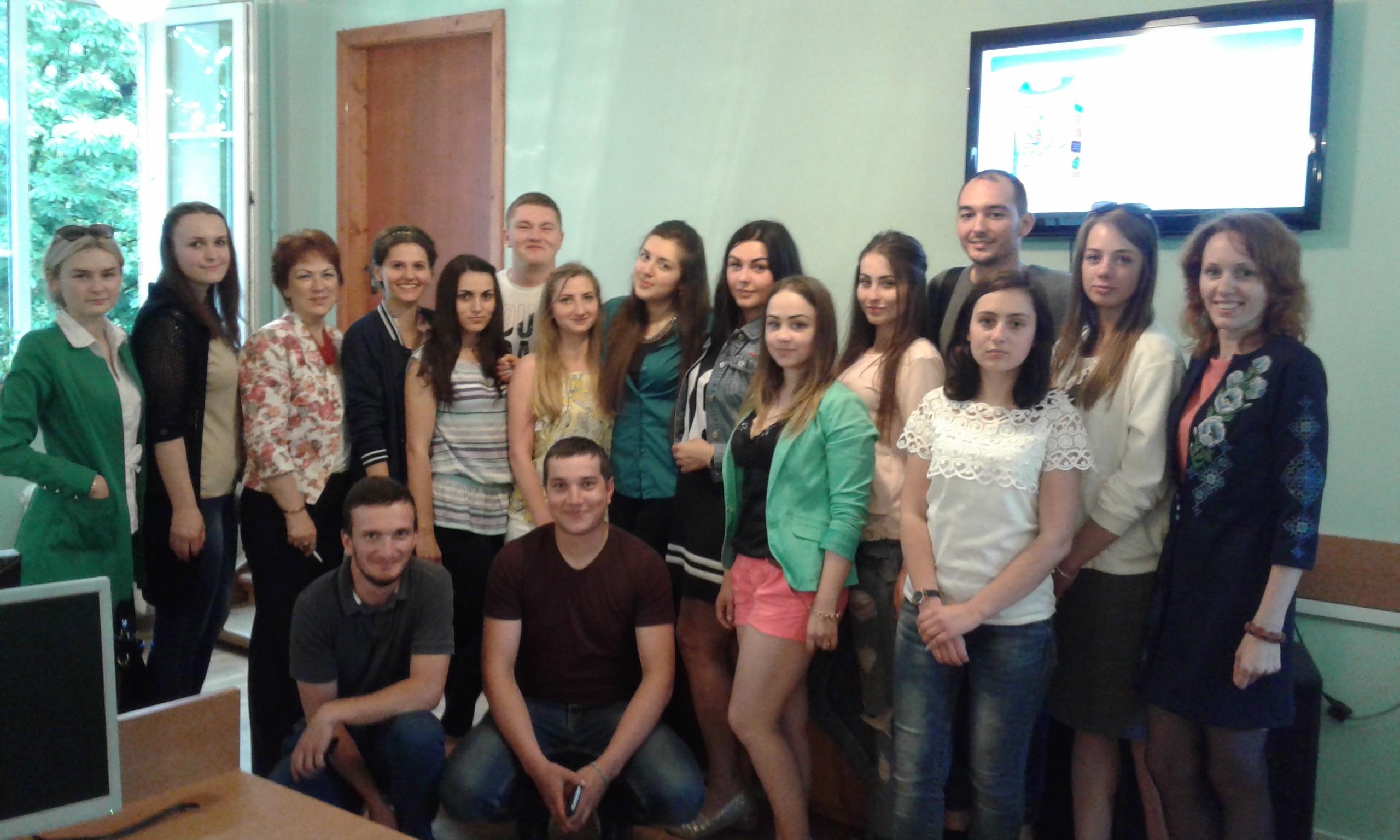 Cтудентська наукова конференція на кафедрі митного та технічного регулювання