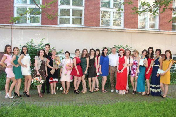 Випуск бакалаврів та спеціалістів товарознавчо-комерційного факультету