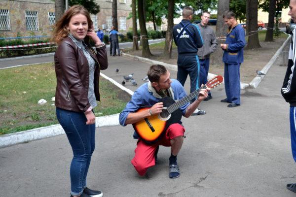 концерт для військових