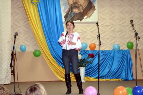 Наталя Каспришина