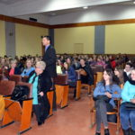 Зустріч зі студентами Рівненського коледжу економіки та бізнесу