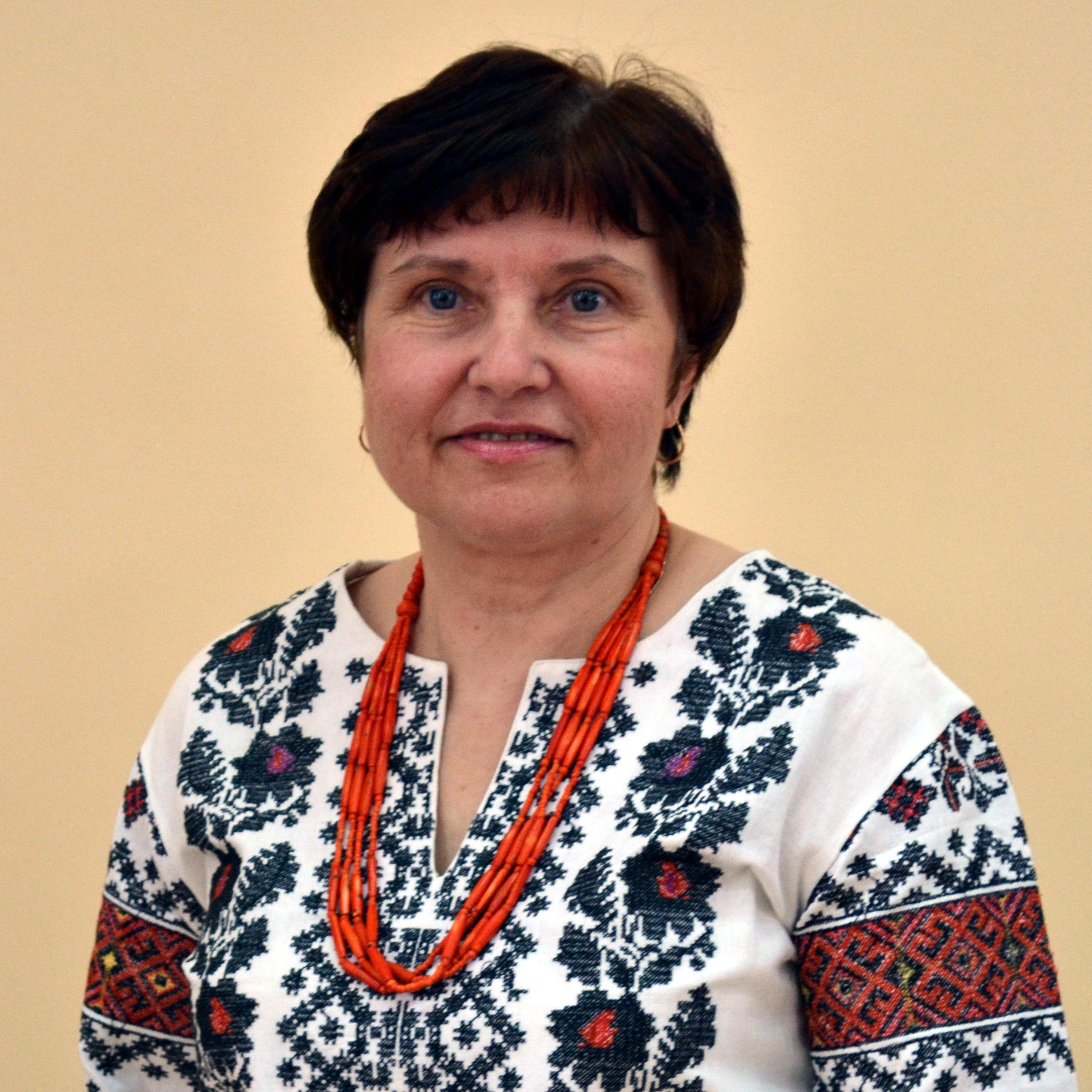Доманцевич Ніна Іванівна
