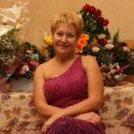 Вітаємо з 55-літнім ювілеєм Колянко Оксану Володимирівну