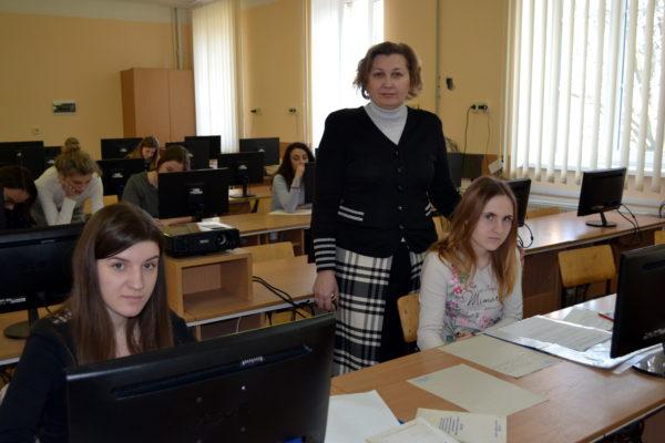 I етап Всеукраїнської студентської олімпіади
