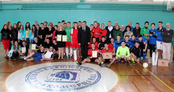 Бліц-турнір з футзалу «Кубок факультету»