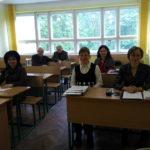 Засідання тематичної секції наукової конференції на кафедрі товарознавства та технології непродовольчих товарів