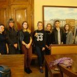 Тренінг для студентів у Львівській міській раді