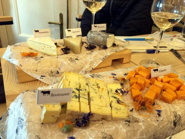 Дегустаційна оцінка якості сирів