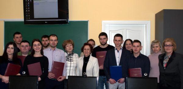 публічні захисти дипломних робіт і проектів