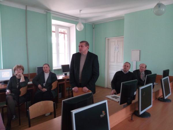 Відкрита загальноуніверситетська лекція професора Міщука І.П.