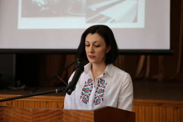 Переможець Всеукраїнського конкурсу студентських наукових робіт
