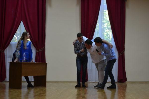 День ТУСОвщиків на факультеті