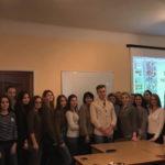 Засідання студентських наукових гуртків кафедри туризму та готельно-ресторанної справи