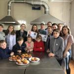 Кулінарний майстер-клас для дітей-сиріт