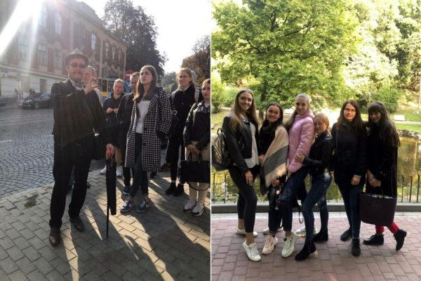 екскурсія по Львову