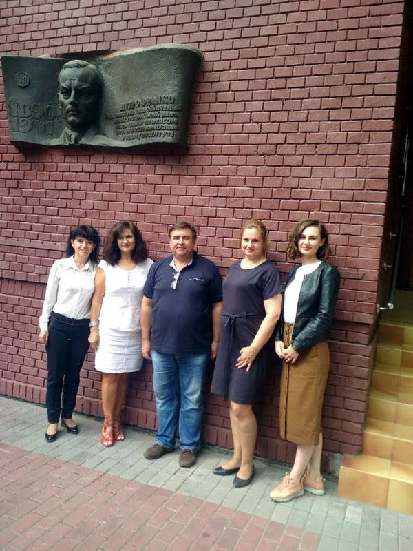 Візит польських учених