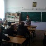 Профорієнтаційна зустріч у смт. Комарно