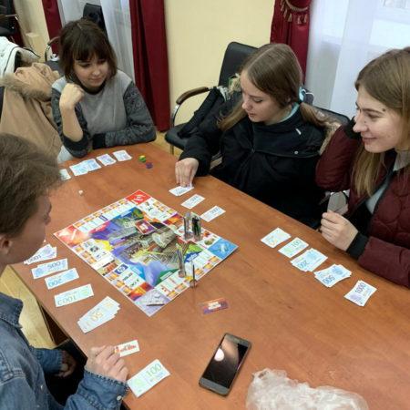 «День ігор» на факультеті ТУСО