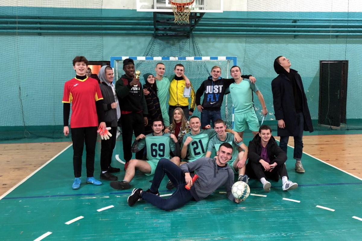 «Кубок університету» з міні-футболу