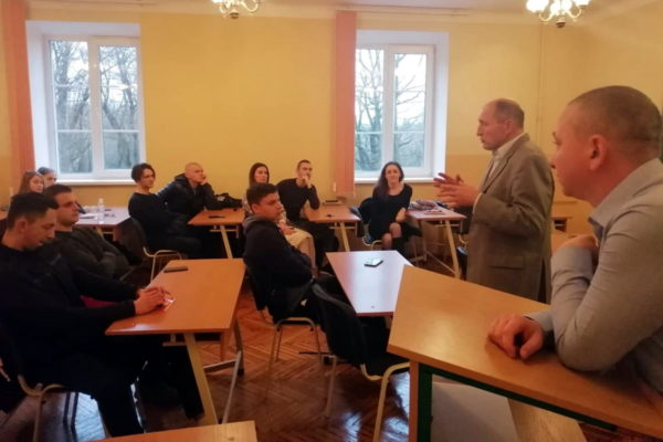 Лекція від практиків з дисципліни «Теоретичні основи товарознавства»