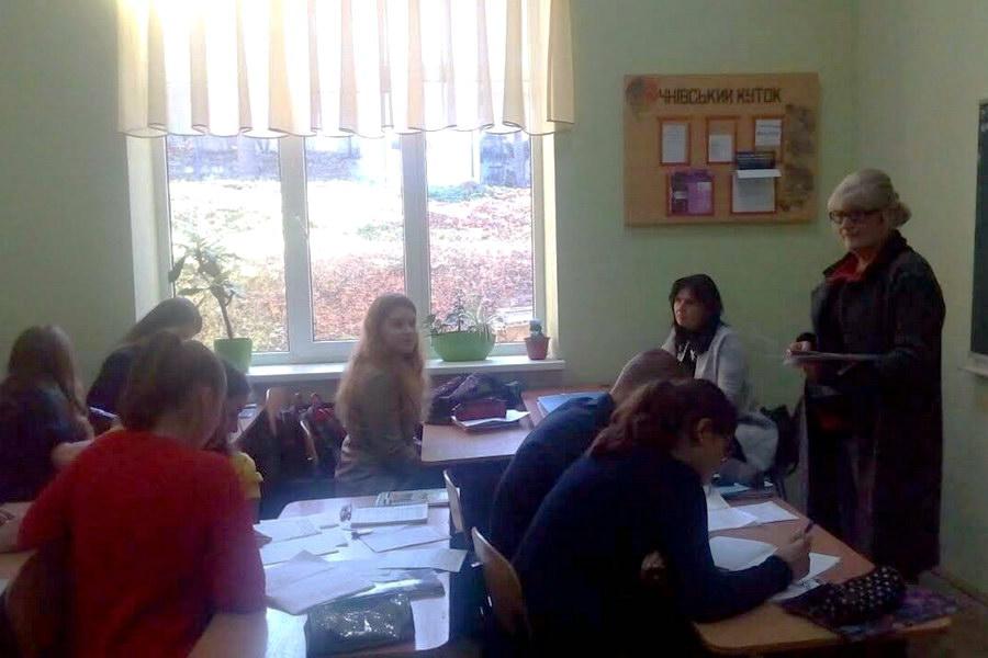 Профорієнтаційні зустрічі у школах Львова