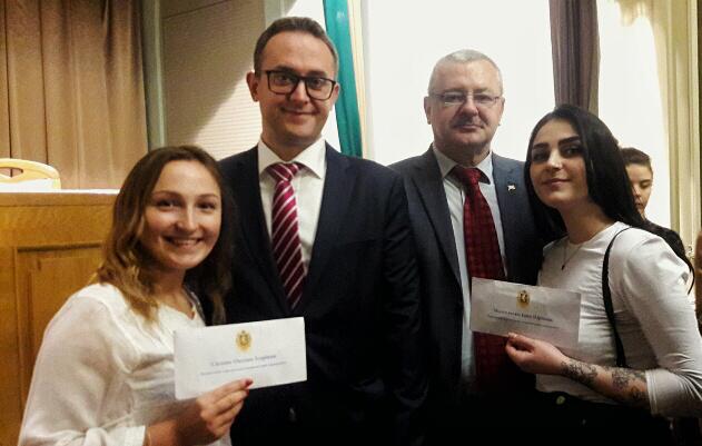 Студентів факультету ТУСО нагороджено преміями