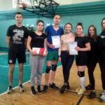 Товариська гра з волейболу