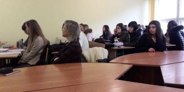 засідання студентського наукового гуртка