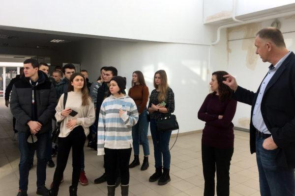 заняття на базі ТзОВ РСП «Шувар»