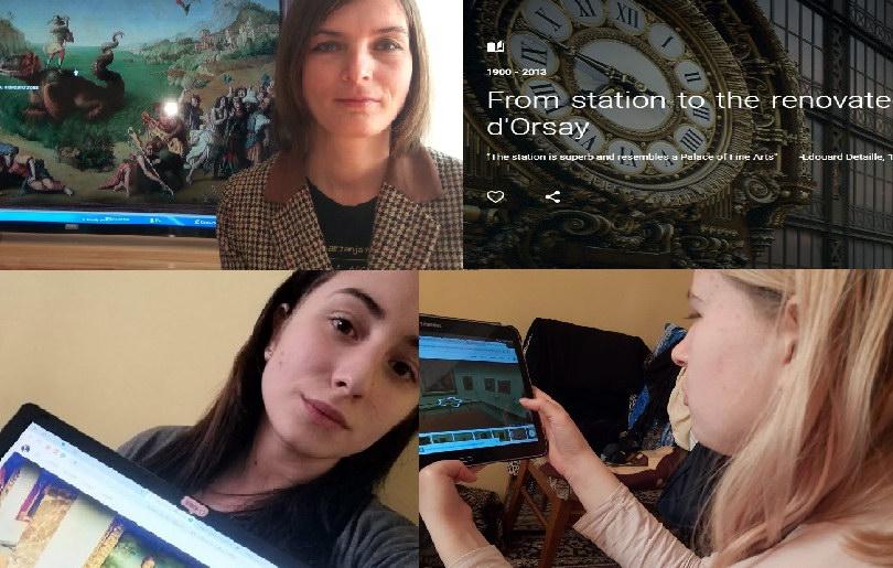 Віртуальна екскурсія
