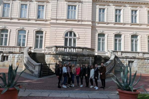 Екскурсія для студентів спеціальності «Менеджмент»