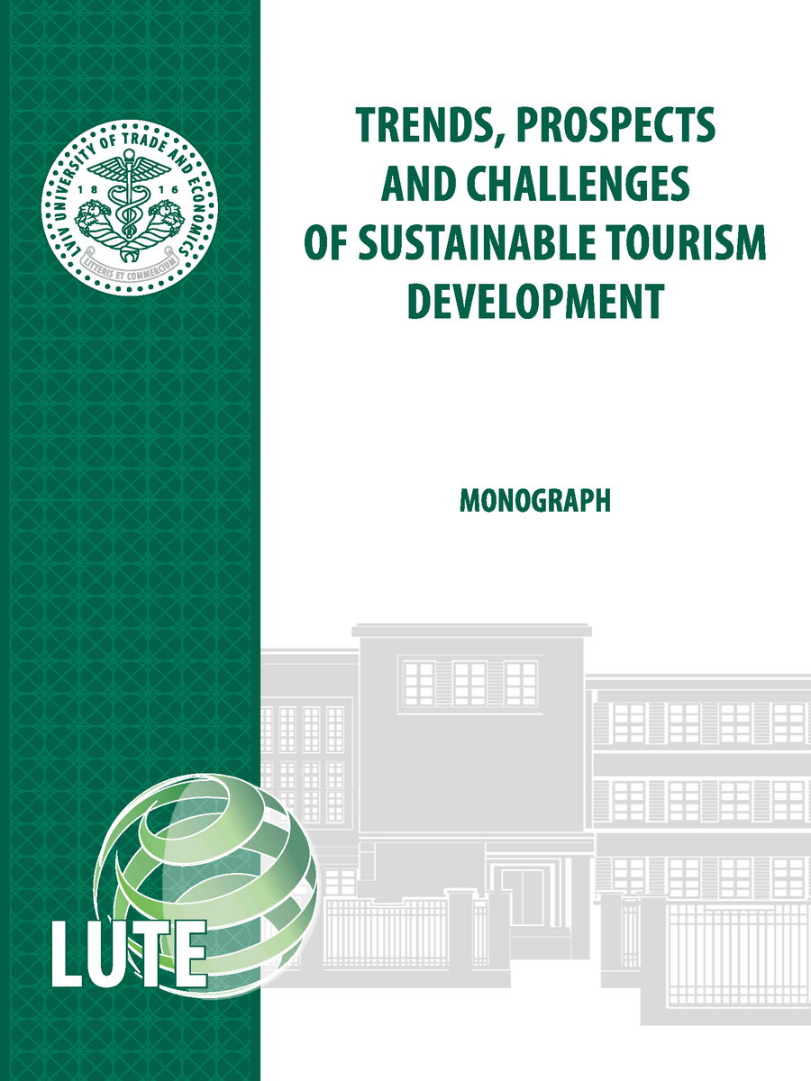 Trends, Prospects and Challenges of Sustainable Tourism Development