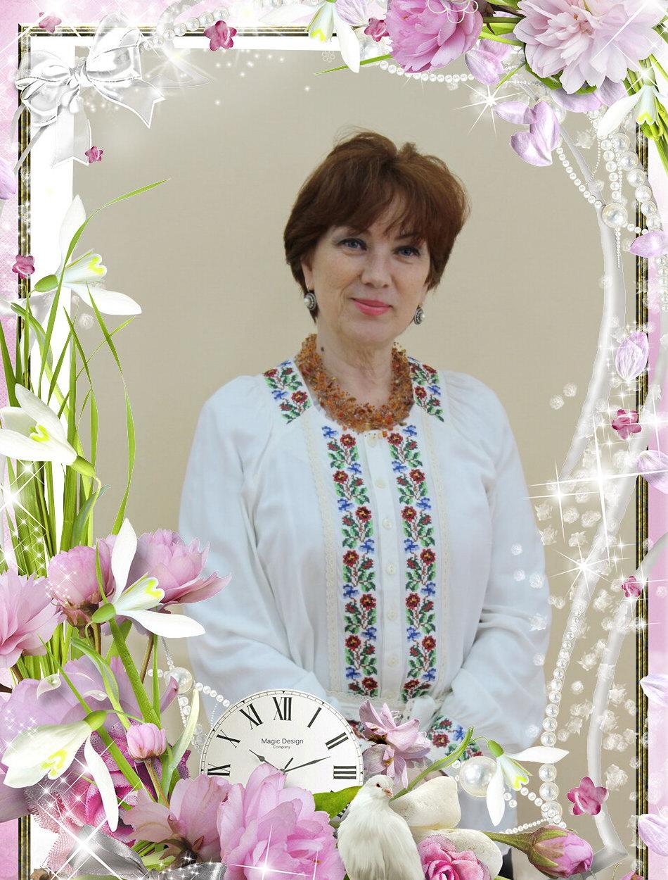 Вітаємо з ювілеєм Ємченко Ірину Володимирівну