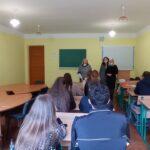 Засідання студентського наукового гуртка «Товарознавець»
